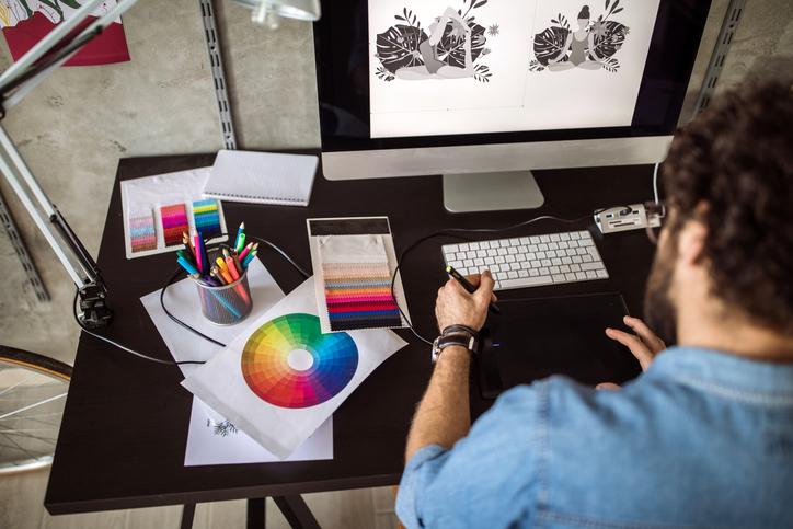 Industri Animasi dan Desain di Washington DC dan Oakland
