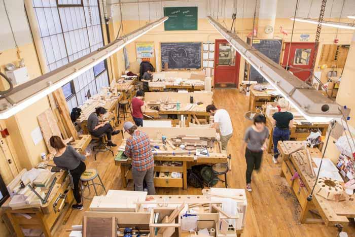 Kuliah Untuk Seni Kreatif Serta Desain Yang Ada Di Amerika