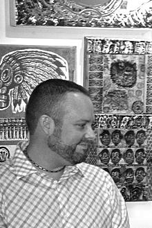 Greg Bennett Desainer Grafis Ternama Asal Amerika